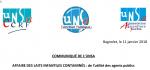 2018 01 12 UNSA Communique Lactalis