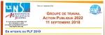 2018 09 13 GT Action publique 2022