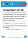 2020 05 06 Communique CHSCTM